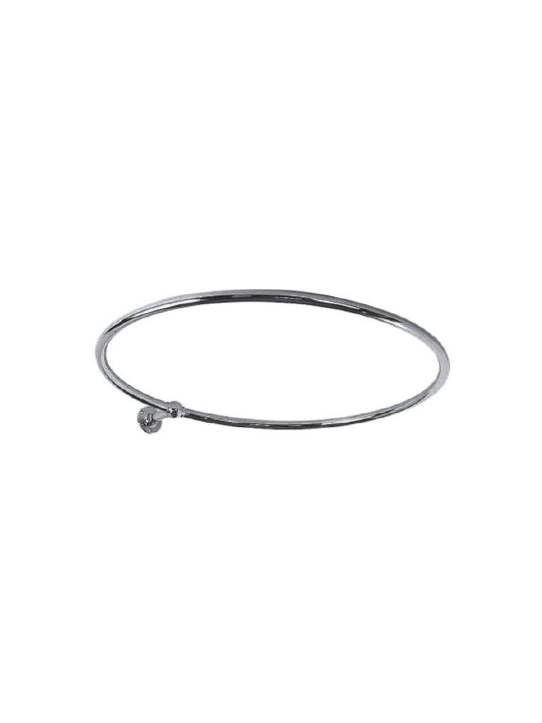 Gaia Mobili - accessori - accessori vari - complementi - vasche - VMPT75 - Lincoln Porta tenda Ø 75 cm