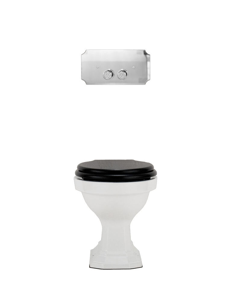 Gaia Mobili - complementi - London - sanitari - PHLO01 - Vaso in ceramica