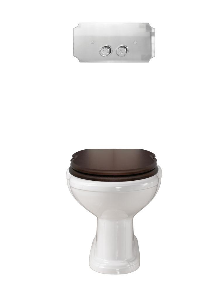 Gaia Mobili - complementi - Pompei - sanitari - PHPM01 - Vaso in ceramica