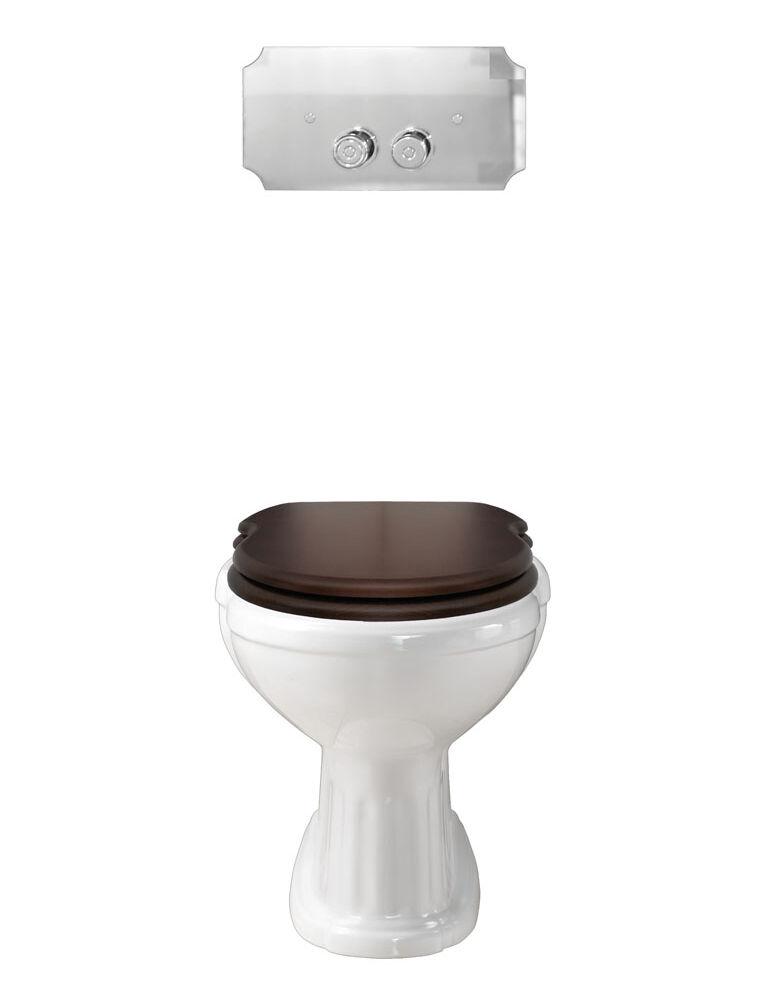 Gaia Mobili - complementi - Roma - sanitari - PHRM01 - Vaso in ceramica