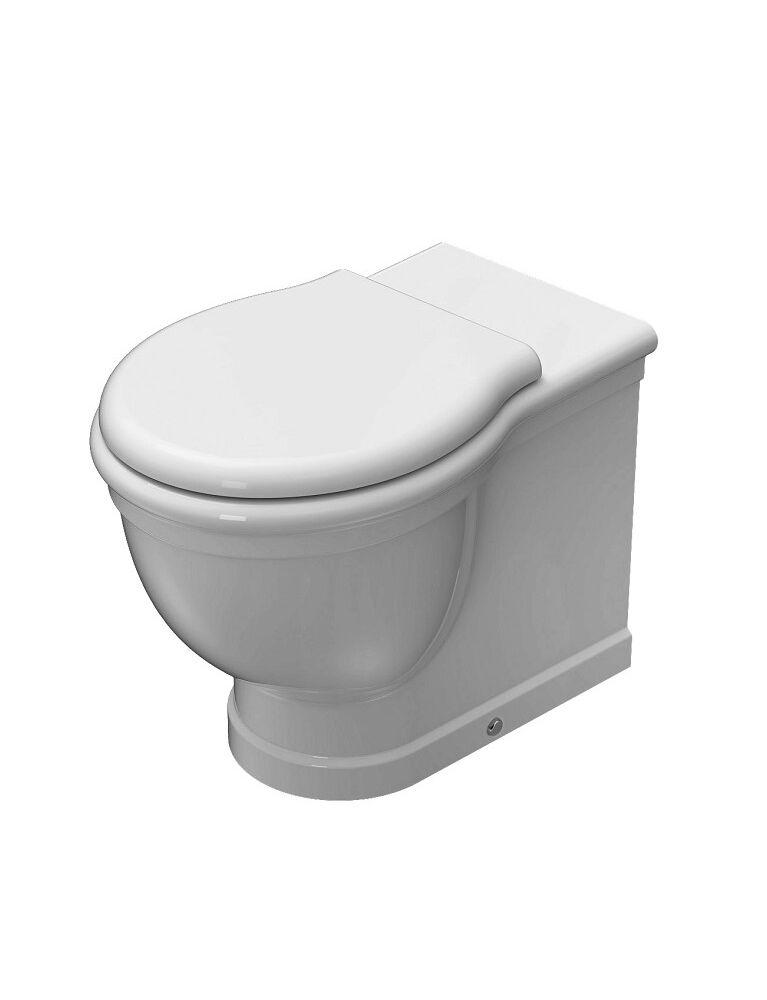 Gaia Mobili - complementi - Richmond - sanitari - PGRH11 Vaso - Richmond Vaso filo parete in ceramica a terra