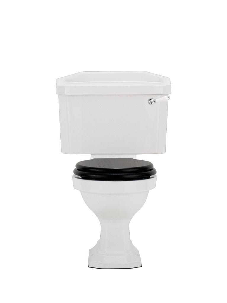 Gaia Mobili - complementi - London - sanitari - PHLO00 + PHLO10 - Vaso monoblocco in ceramica con Cassetta monoblocco