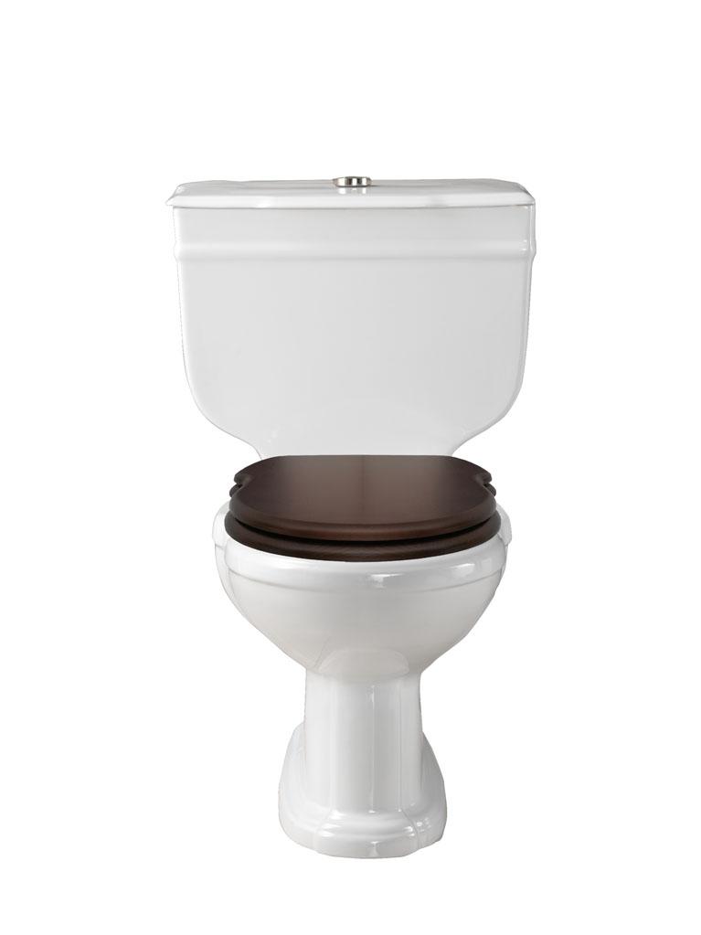 Gaia Mobili - complementi - Pompei - sanitari - PHPM00 + PHRM10 - Vaso monoblocco in ceramica con cassetta monoblocco