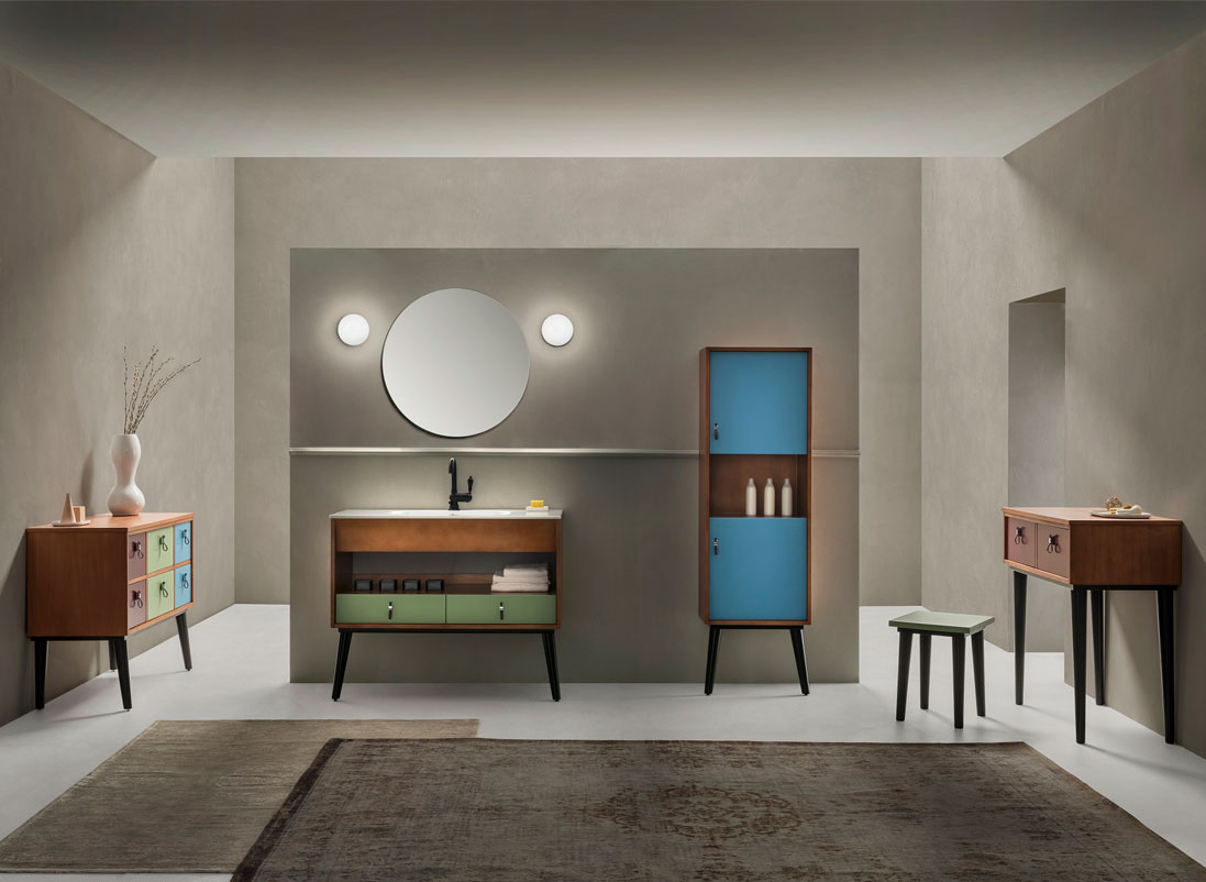 Modì - New Style bathroom collection