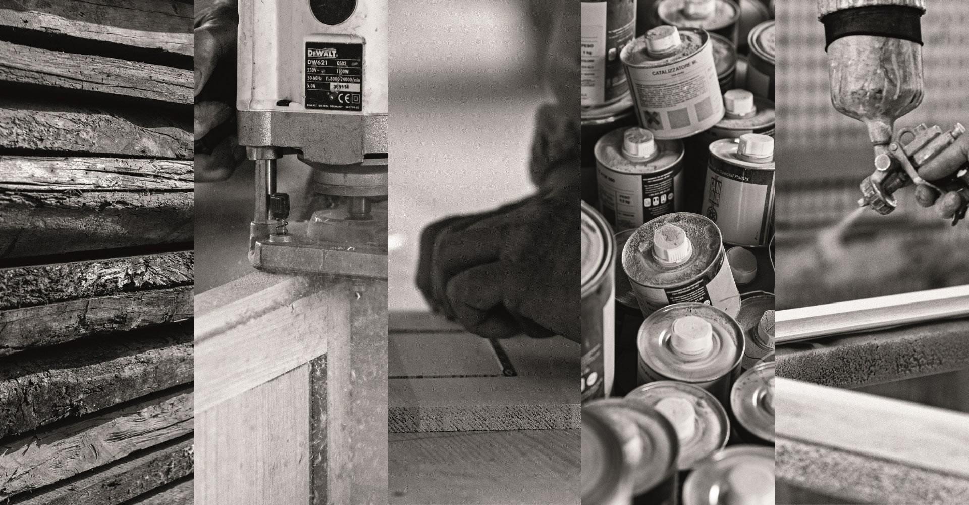 GAIA-mobili-Collage-Artigianalita-Made-in-italy
